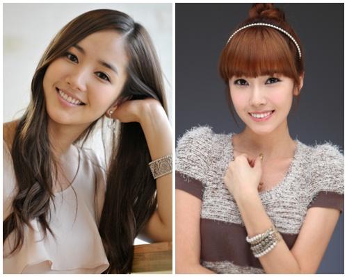 Park Minyoung dan Jessica