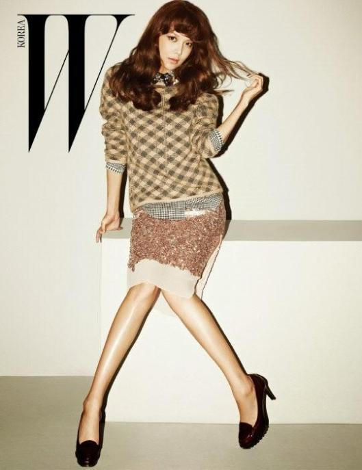Sooyoung for W Korea