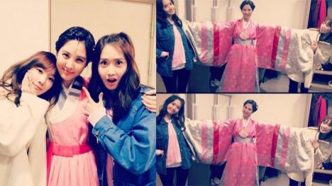 Taeyeon, Seohyun, Yoona